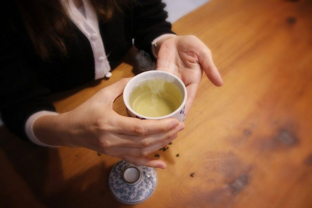 旅人的香氛葉 食再安心 阿里山手摘好茶